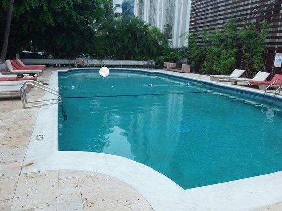 Dorchester Hotel: piscine