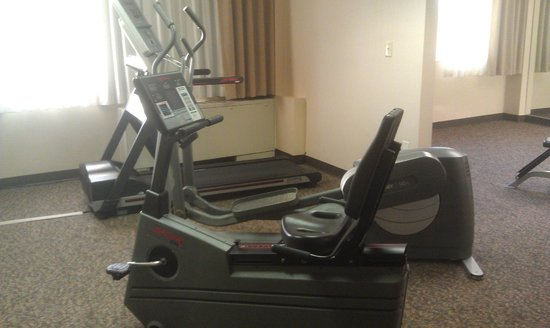 Holiday Inn Syracuse/Liverpool Airport Hotel: Fitness center