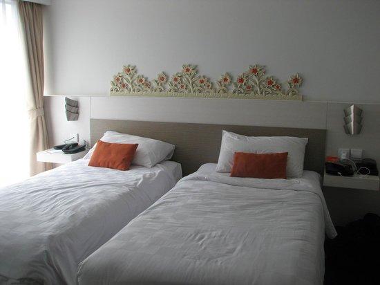 The Edelweiss Hotel Yogyakarta: Twin room