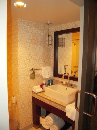 Kimpton Hotel Palomar Washington DC: Bathroom 1