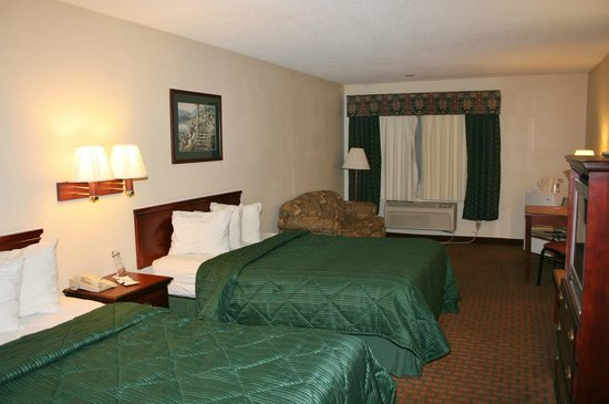 Quality Inn & Suites: Double Bed Room