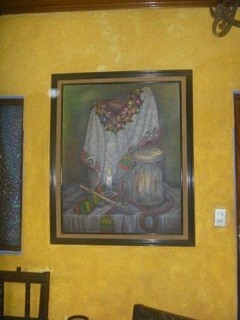 Posada Belen Museo Inn: Pasillos