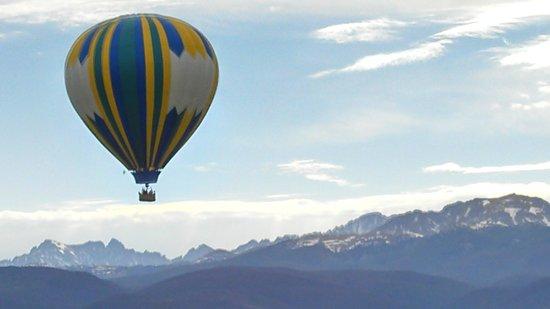 Grand Adventures - Hot Air Balloon Rides