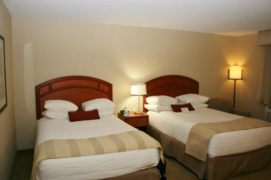 BEST WESTERN Inn & Conference Center: Double Bed Room
