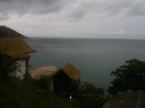 Hua Laem Resort : View from the cabin