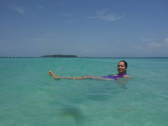 Hotel Olas: En playa zapatilla. Maravillosa!