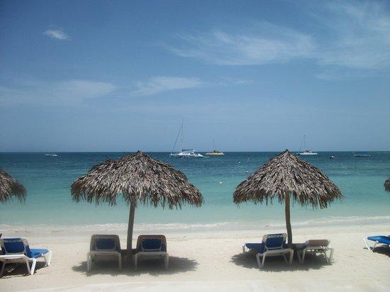 Sandals Negril Beach Resort & Spa: Beautifulbeach