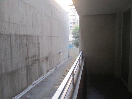 Agustina Suite: Vista do segundo andar