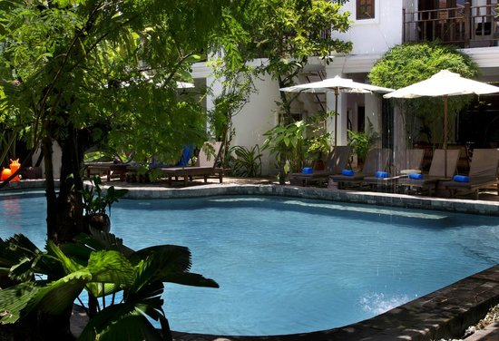Rambutan Resort - Siem Reap: Pool area