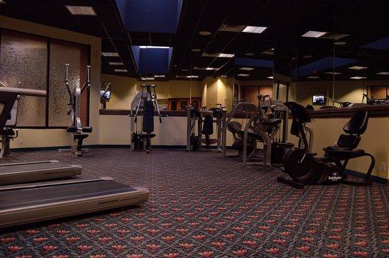 Holiday Inn Dallas-Richardson : Workout room