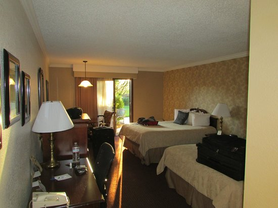 Best Western Plus Humboldt House Inn: Our room