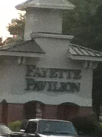 Fayette Pavilion