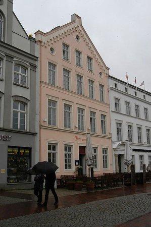 Steigenberger Hotel Stadt Hamburg: the hotel