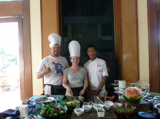 Amazing Thai Cooking Class at Elements!