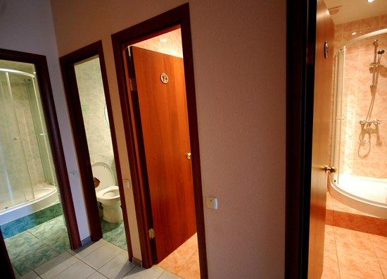 Hostel Sops : hallway