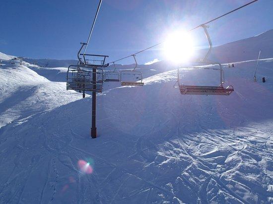 Mt Hutt Ski Area: Great snow