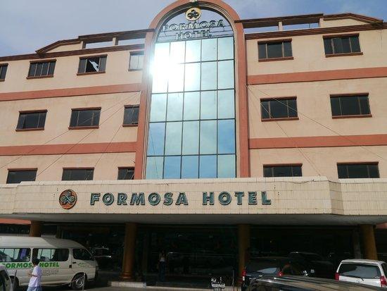 Formosa Hotel: Hotel Facade