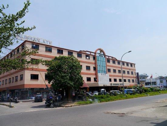 Formosa Hotel: Hotel Building