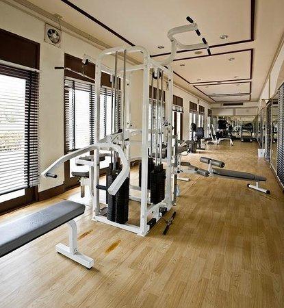 Palm Crescent Hua Hin Resort: Fitness