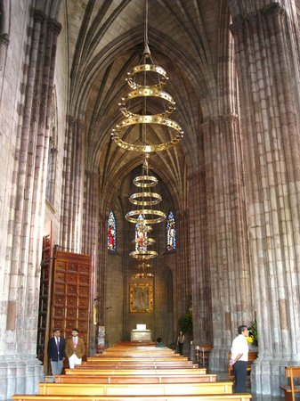 Expiatory Temple: Nave Lateral