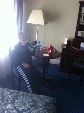Maudlins House Hotel: nice bedroom