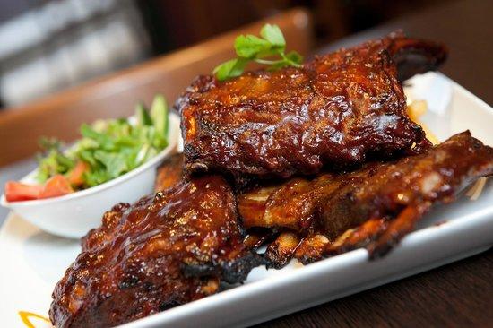 Griddle: Pork Ribs