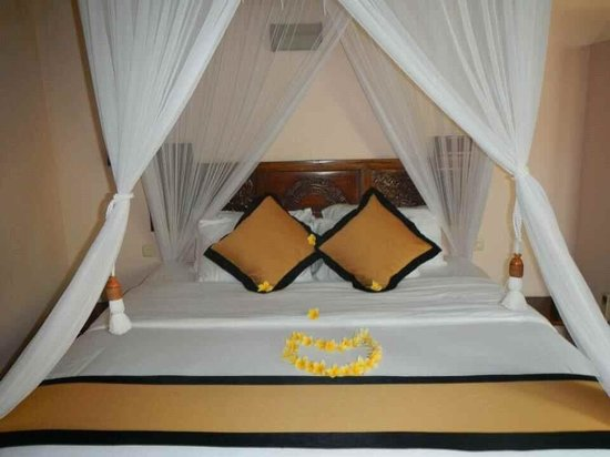 Dyana Villas: Bed room villa 14
