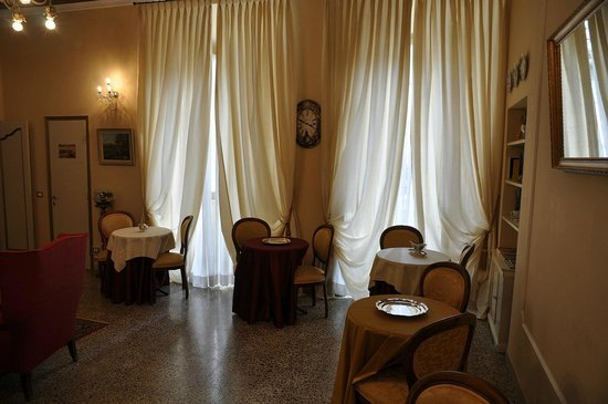 Relais San Lorenzo : breakfast area
