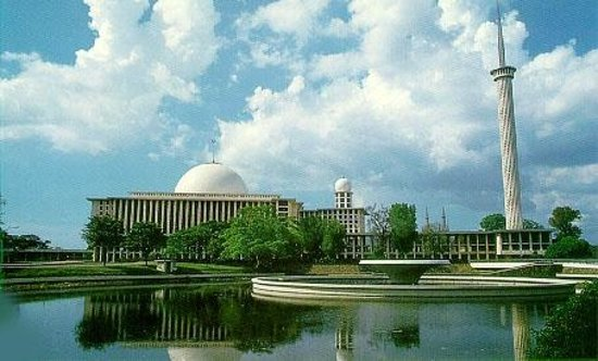 Mosquée d'Istiqlal : Istiqlal Mosque