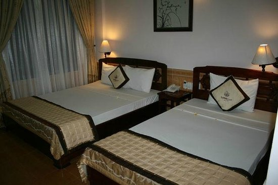 Lotus Hoi An Boutique Hotel & Spa: Наш номер