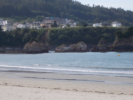 As Areas I: covas beach