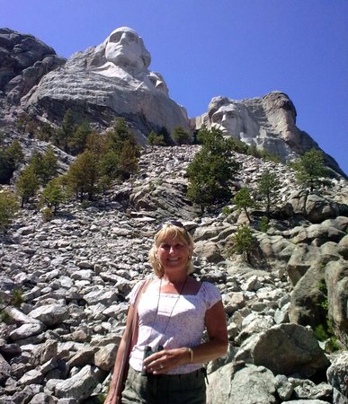 Mt. Rushmore's White House Resort: Mount Rushmore