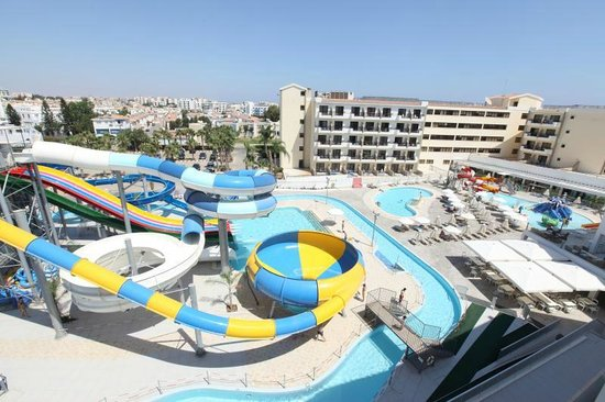 Anastasia Beach Hotel (Protaras, Cyprus) - Reviews, Photos ...