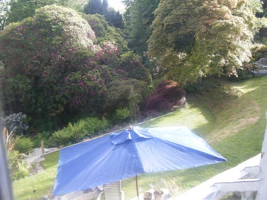 The Old Rectory St. Juliot : pic from room