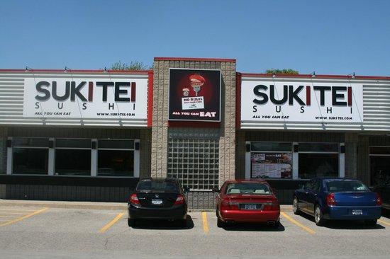 SukiTei Sushi