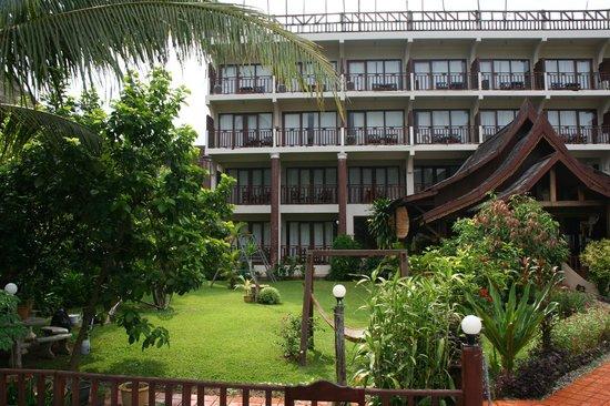 The Elephant Crossing Hotel : Hotel