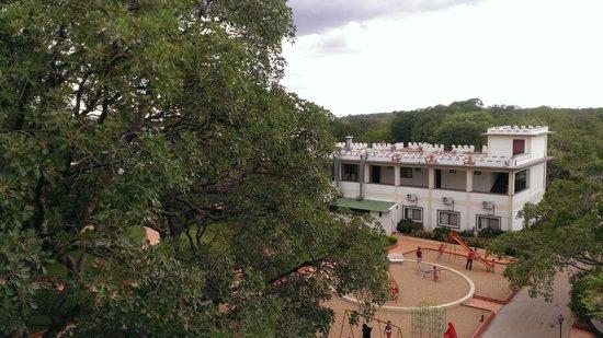 APTDC Ananthagiri, Vikarabad: Play area