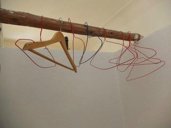 Riad Dar Atta : Blick in die Garderobe....