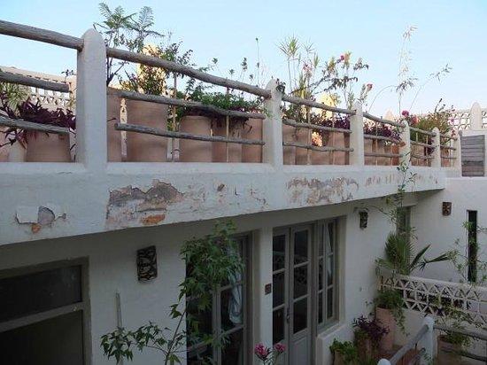 Riad Dar Atta: Dachterrasse