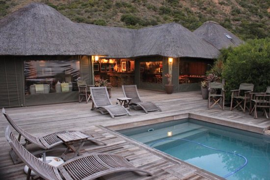 HillsNek Safaris, Amakhala Game Reserve: Lodge
