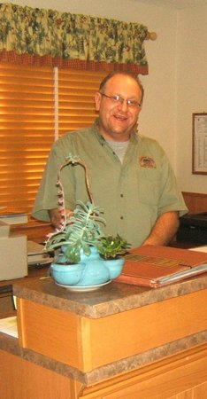 Jonathan Creek Inn and Villas: MR. KEITH - GREAT PERSON