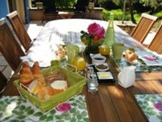 La Serenade : ontbijt
