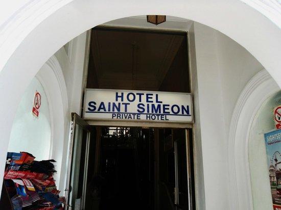 Hotel Saint Simeon