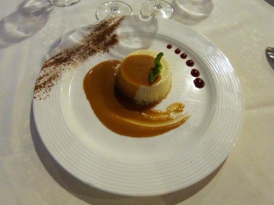 La Martiniere : Crème renversée