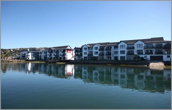 Laguna Grove from Private Jetty