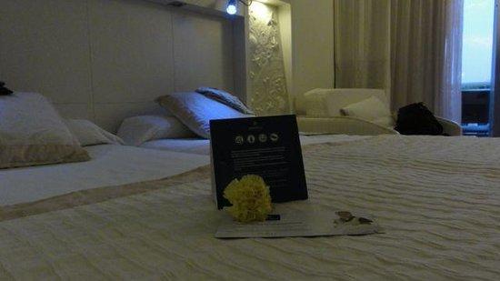 IBEROSTAR Albufera Playa: Detalle en la habitacion