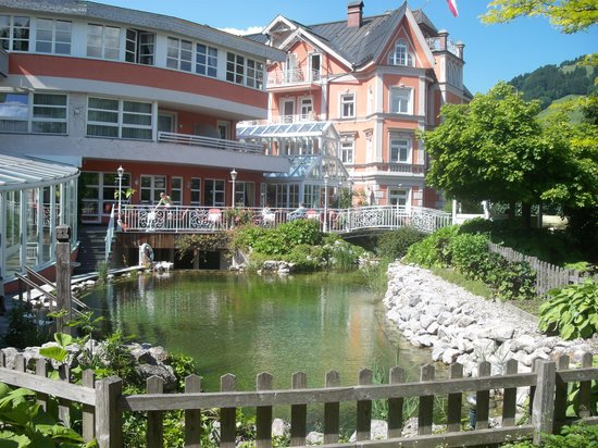 Erika Hotel: the hotel in summer