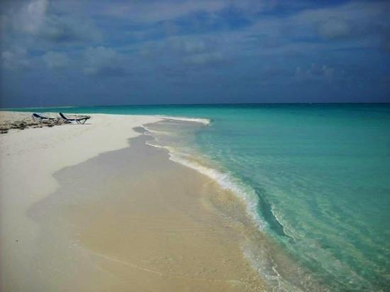 Playa Paraiso: superlativo!!!