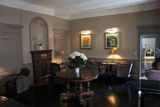 La Cour Berbisey : Salle des petits déjeuners