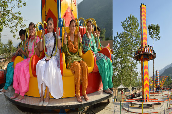 ‪Himvalley Manali Amusement & Culture Park‬